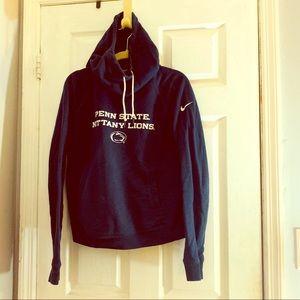 Penn State Nike Cowl-neck Hoodie